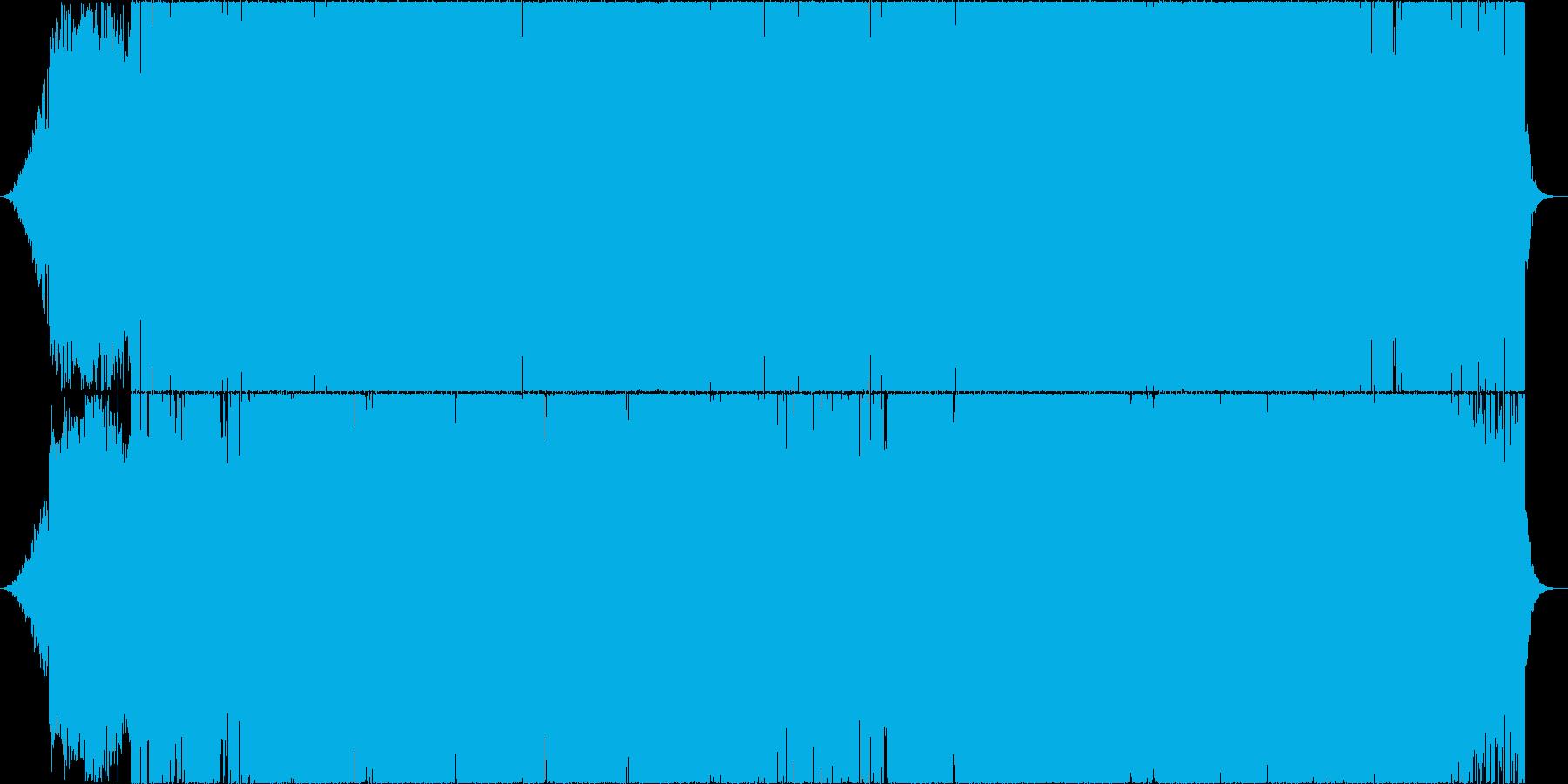 The Pure Neuの再生済みの波形
