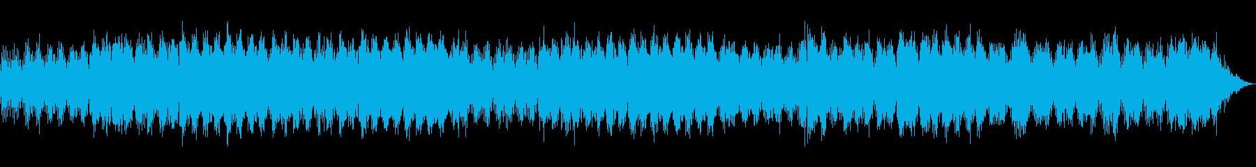 瞑想やヨガ、睡眠誘導のための音楽 01bの再生済みの波形