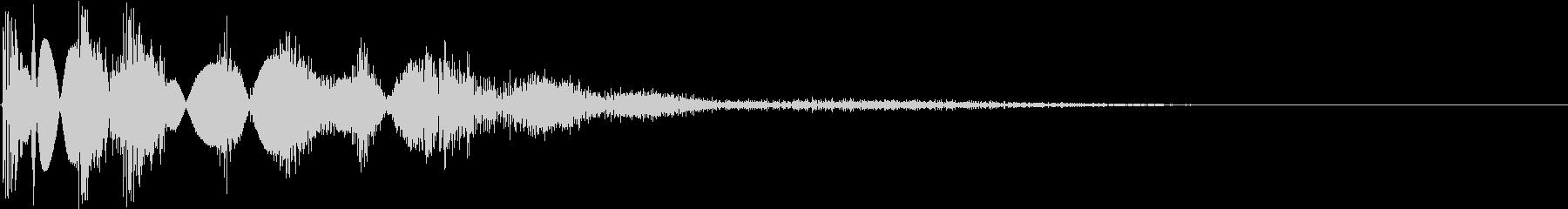 KAKUGE 格闘ゲーム戦闘音 29の未再生の波形