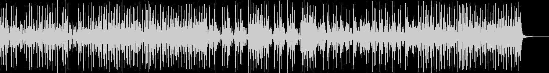 生演奏三味線 和風ロック和を伝えるBGMの未再生の波形