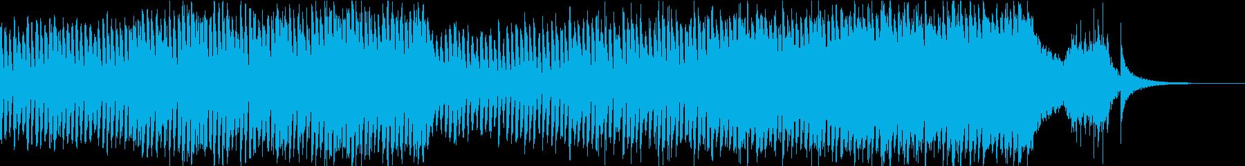 明るいCM風 口笛 ウクレレ 子供 料理の再生済みの波形