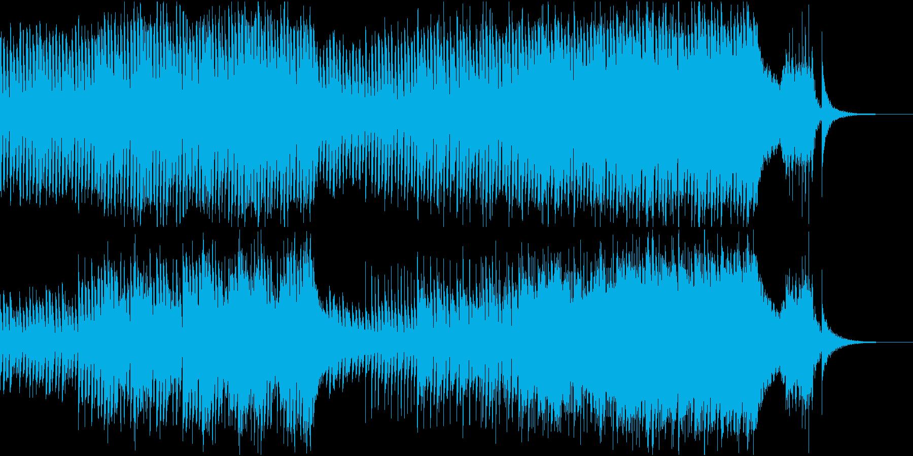 ウクレレ CM 楽しい わくわくの再生済みの波形
