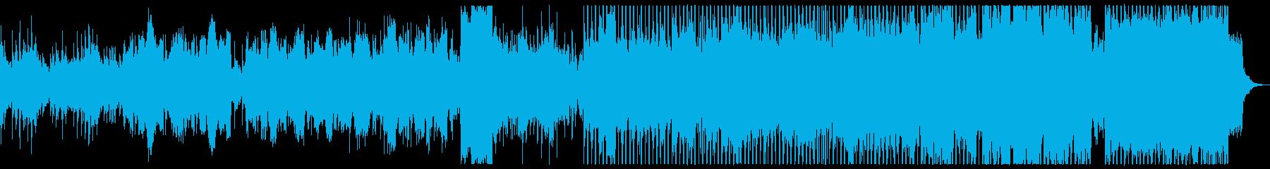 感動バラード♪企業VP/CM・バイオリンの再生済みの波形