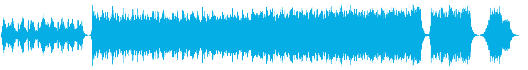 映画・トレーラーの再生済みの波形