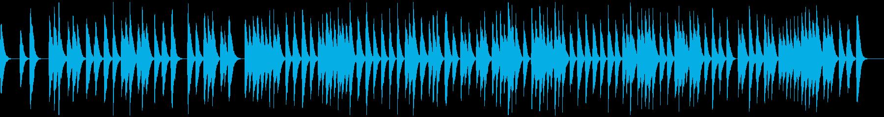 和の表現に最適(箏曲・六段の調)の再生済みの波形