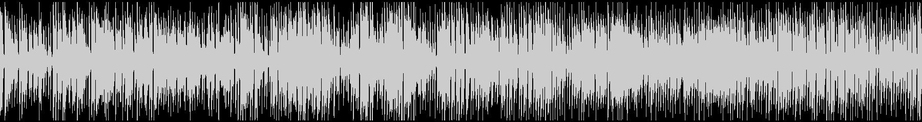 のほほんハッピージプシージャズ※ループ版の未再生の波形