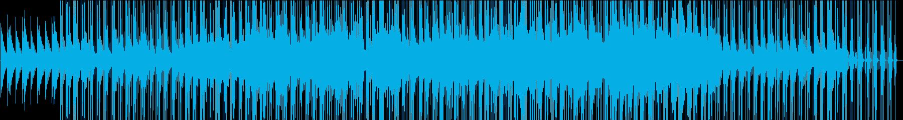 ムーディーなダンストラック。重要な...の再生済みの波形