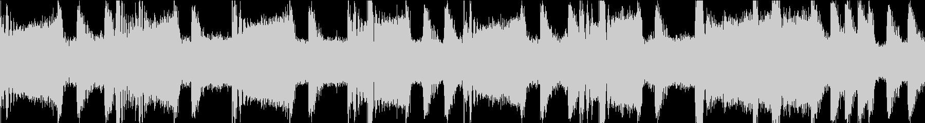 フューチャーベースの未再生の波形