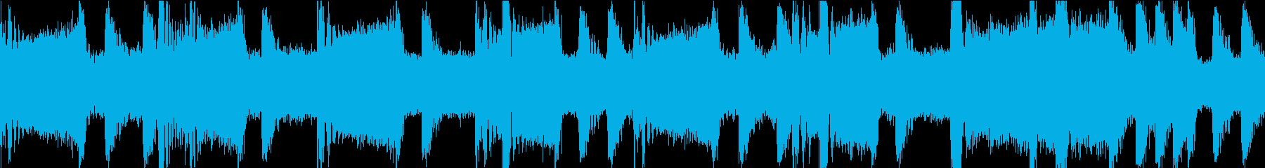フューチャーベースの再生済みの波形