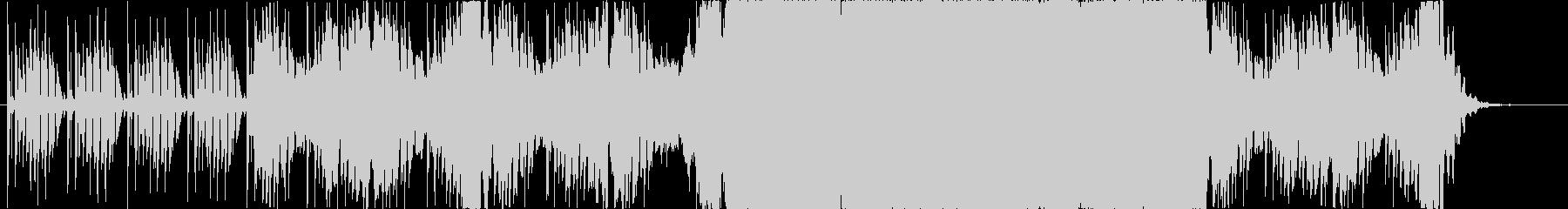 「黒魔術」「ダーク」なBGM  B12の未再生の波形