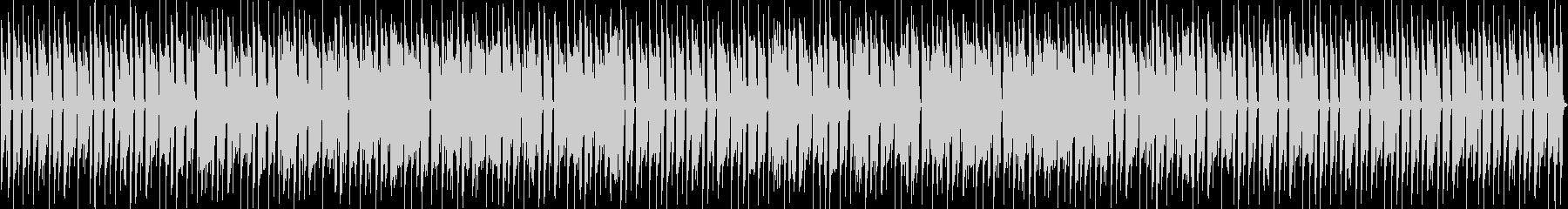 アコギでほのぼのBGMの未再生の波形