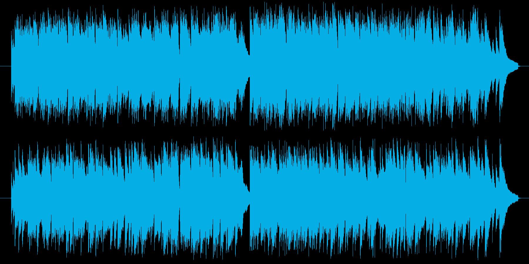 門出(春)をイメージして作曲した、ピア…の再生済みの波形