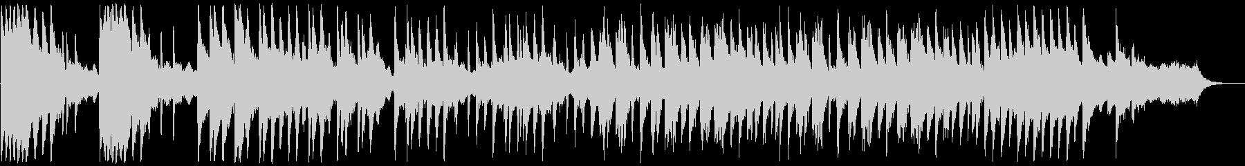 短めのピコピコBGM チップチューンの未再生の波形
