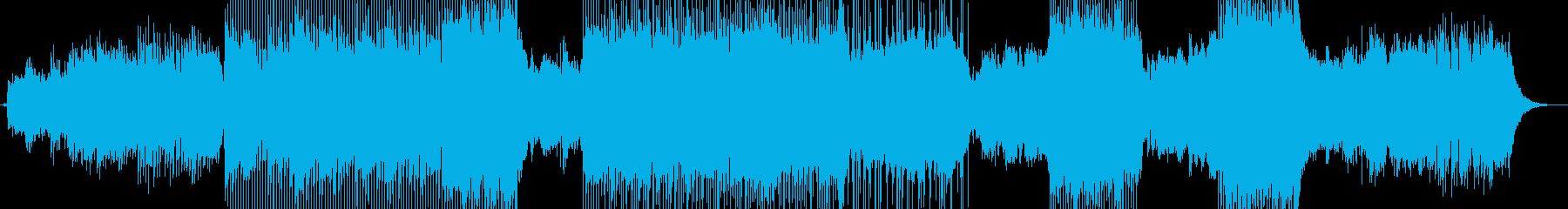 まほろばの再生済みの波形