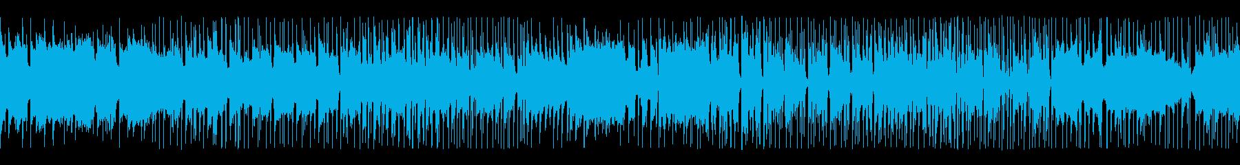 BGM014-01 商品紹介、会社紹介…の再生済みの波形
