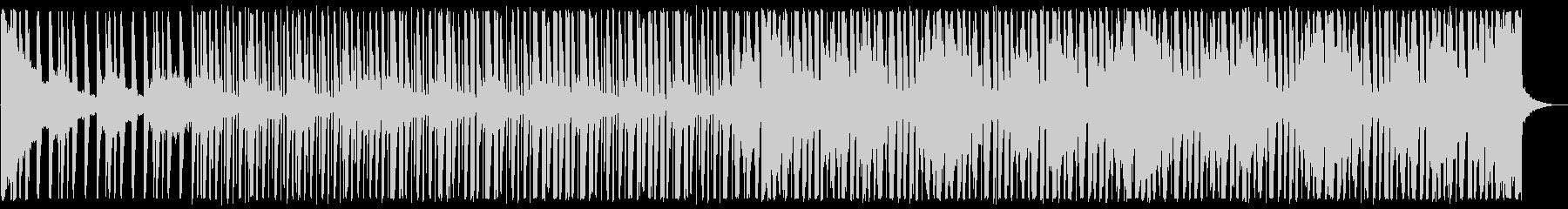 涼しげなディープハウス_No615_3の未再生の波形