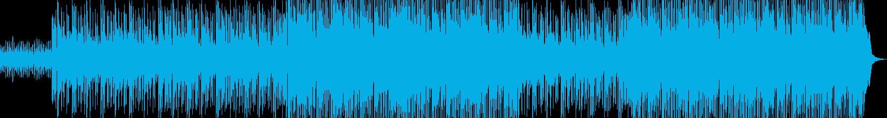 Brixton Hip-Hopの再生済みの波形
