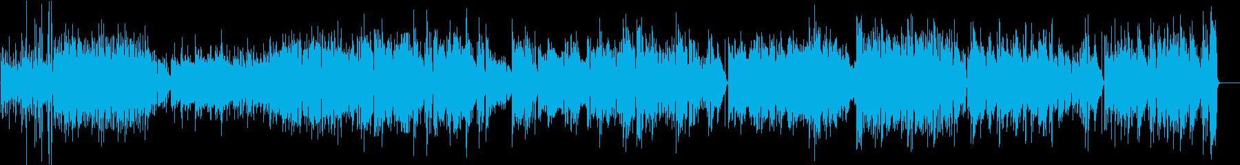 ラテン ジャズ 室内楽 モダン 交...の再生済みの波形