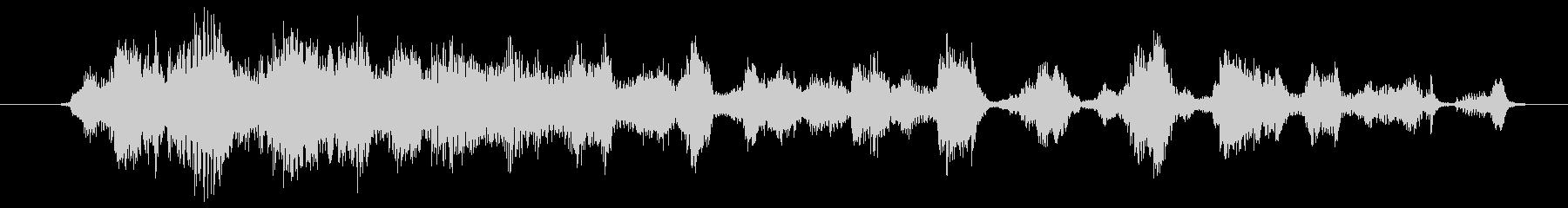 客席の爆笑・大勢の笑い声[stereo]の未再生の波形