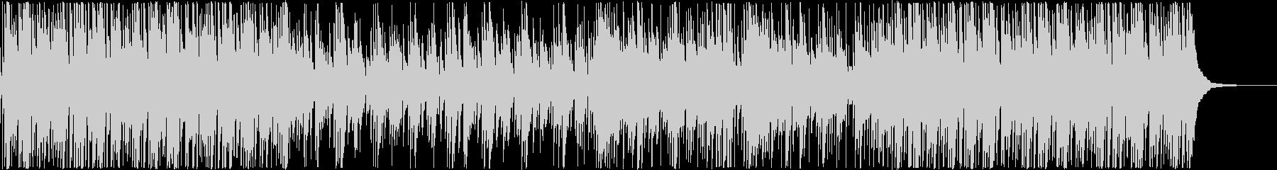 切ない感じの90年代J-POP風インストの未再生の波形