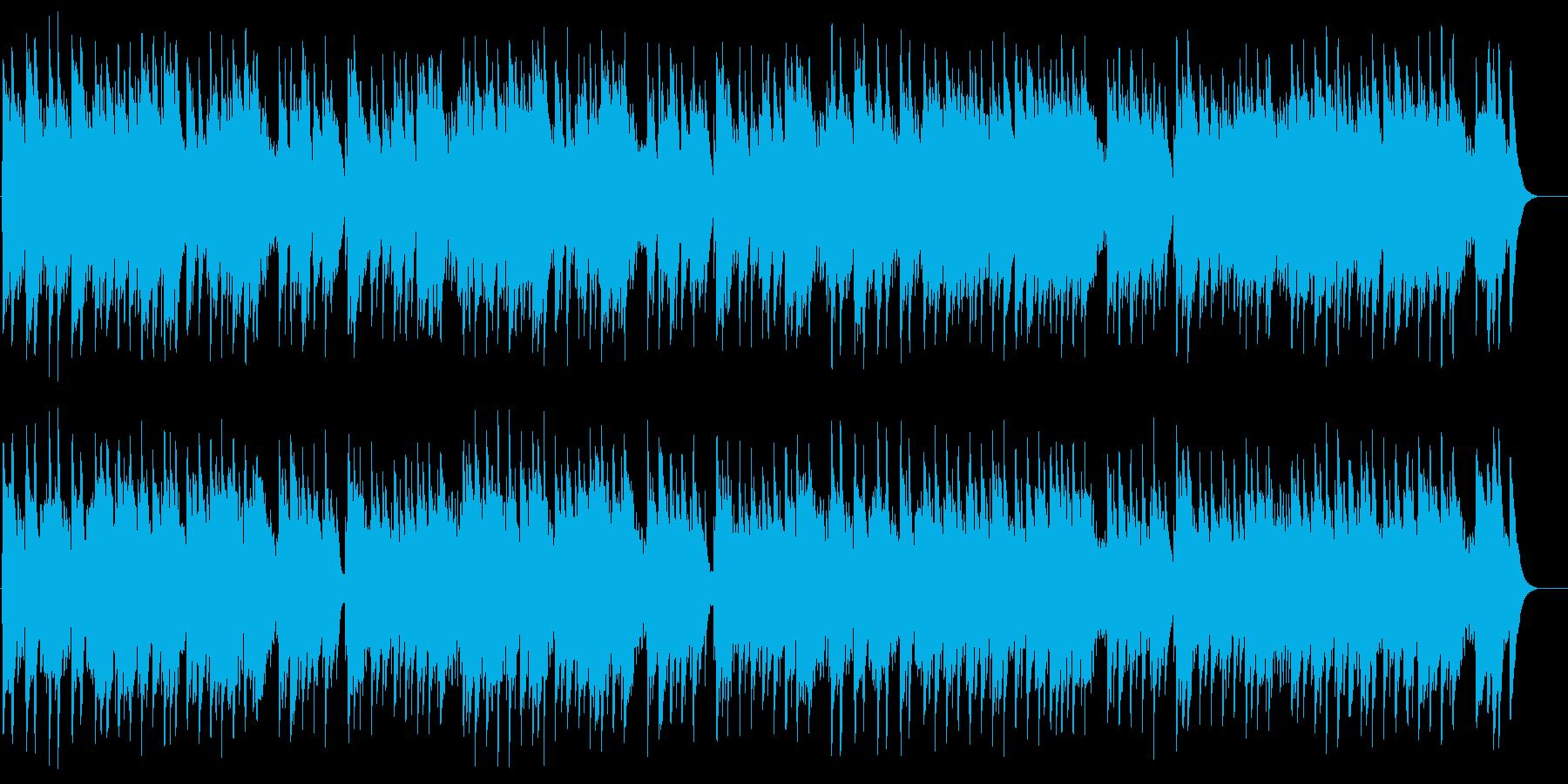 マフィン売り オルゴールの再生済みの波形