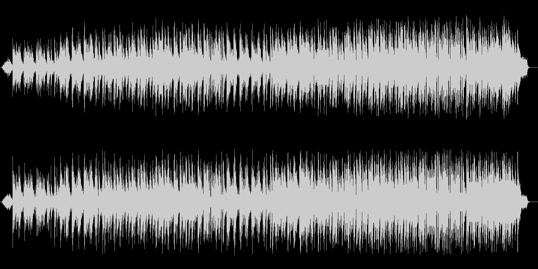潤いのアコースティック・ギター・サウンドの未再生の波形