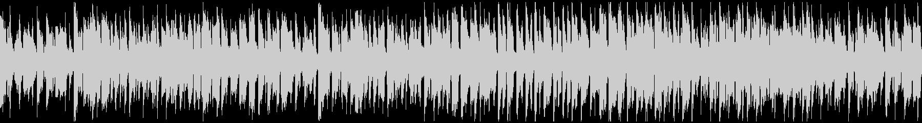 ずっこけるお笑い系リコーダー ※ループ版の未再生の波形