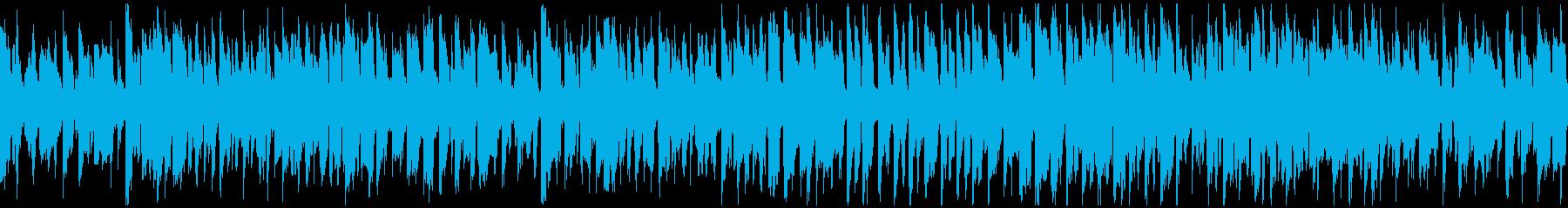 ずっこけるお笑い系リコーダー ※ループ版の再生済みの波形