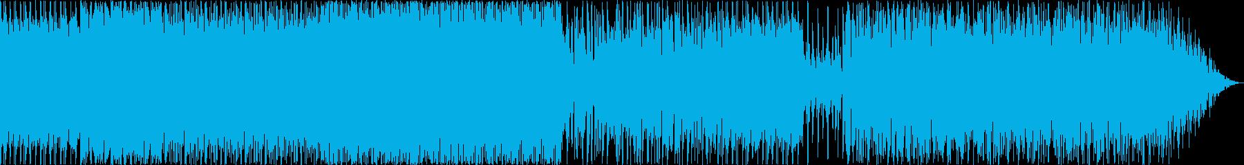 しかし、フォークファンク。フュージ...の再生済みの波形