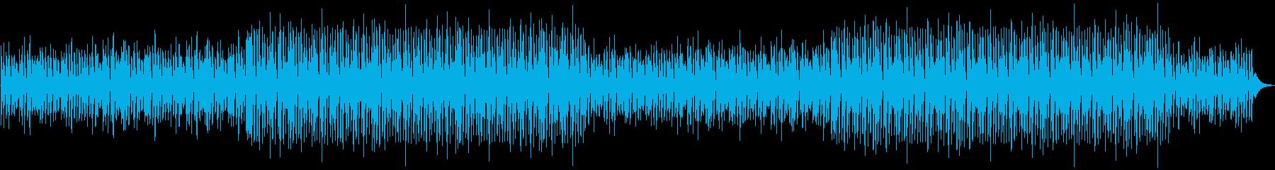 誕生日・明るいハッピーポップオーケストラの再生済みの波形