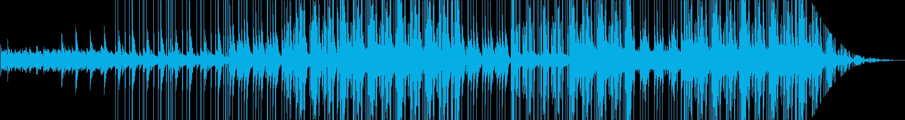 切ないTrap Soul Beatsの再生済みの波形