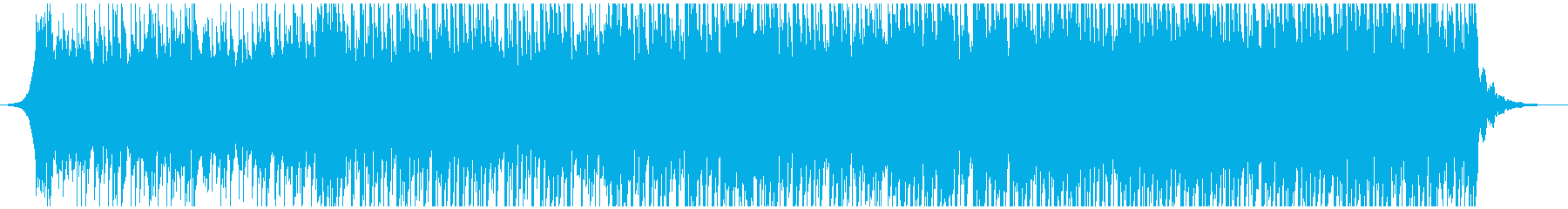 テクノロジー(90秒)の再生済みの波形