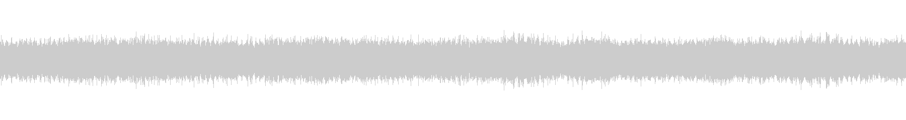 【生録音】ループで使える夏の虫の声 5の未再生の波形