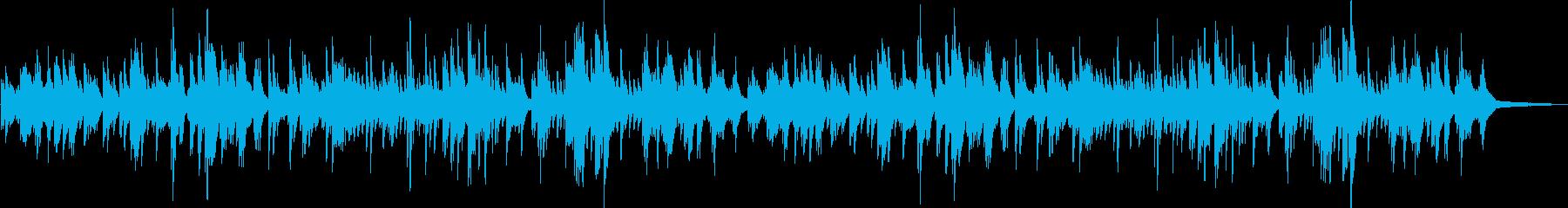 爽やか・優しいイメージ用 ピアノソロの再生済みの波形