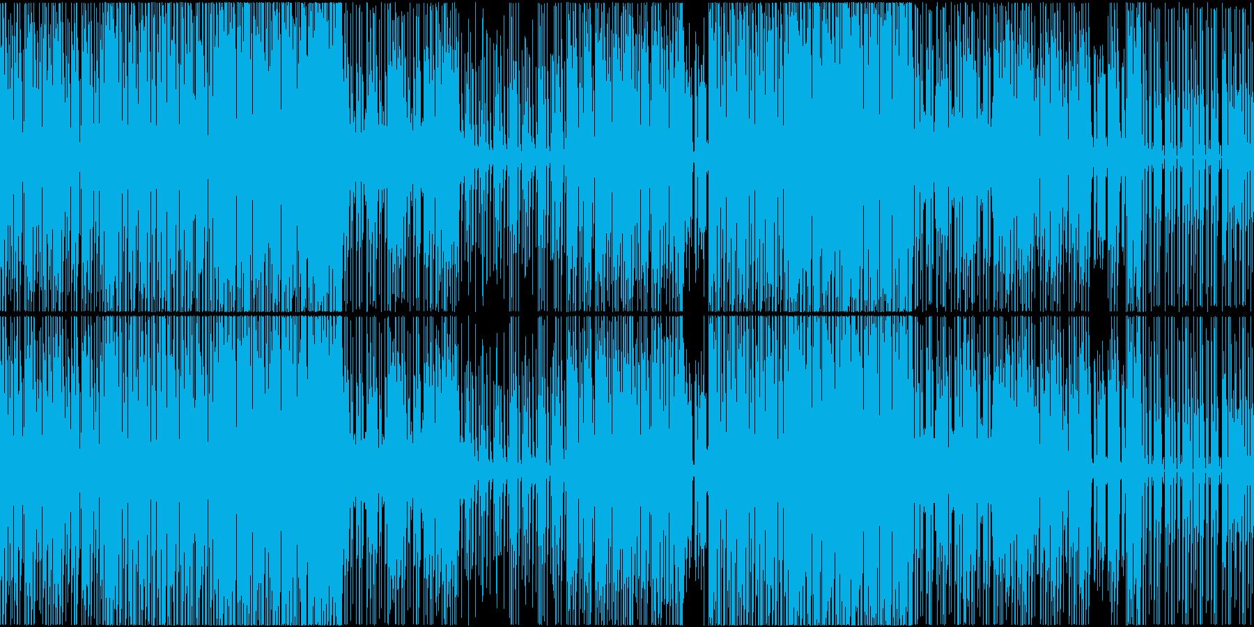 EDM トロピカル 楽しい TRAPの再生済みの波形