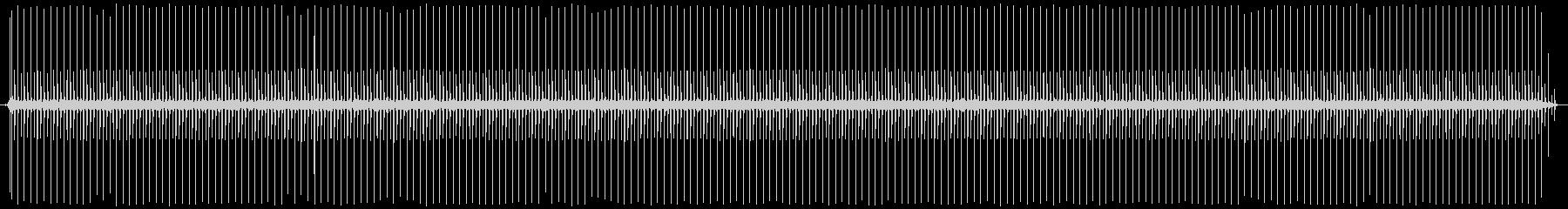 【アンプノイズ/ジー/ジジジジ】の未再生の波形