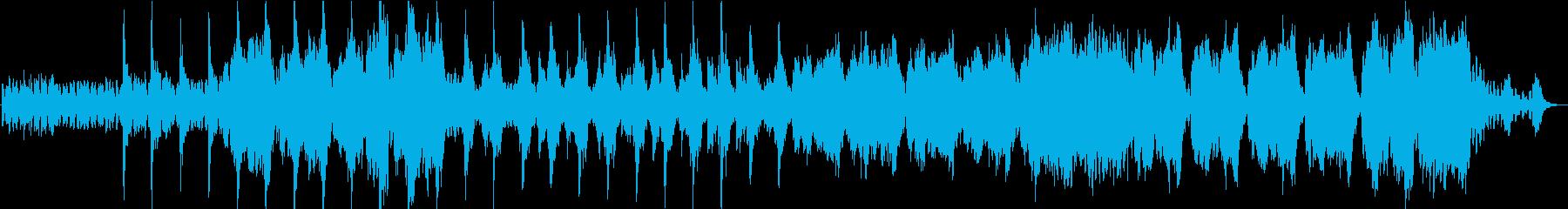 オーケストラと合唱団をフィーチャー...の再生済みの波形