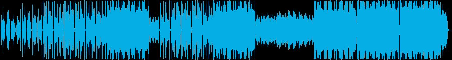 ロカビリー。ビル・ヘイリー。ロック...の再生済みの波形