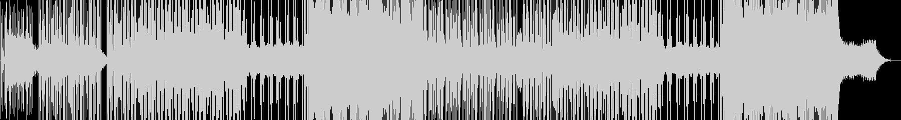リズム対応と高速シンセアルペジオは...の未再生の波形