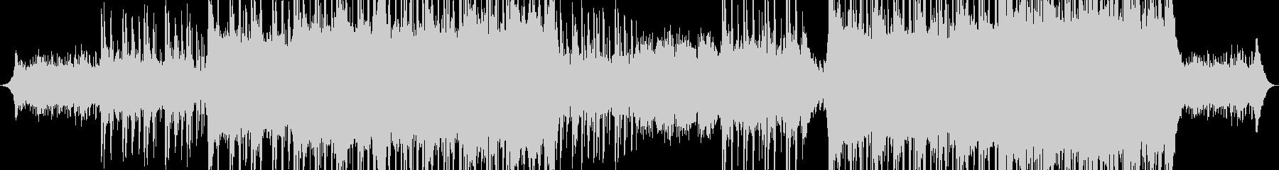 現代の交響曲 広い 壮大 素晴らし...の未再生の波形