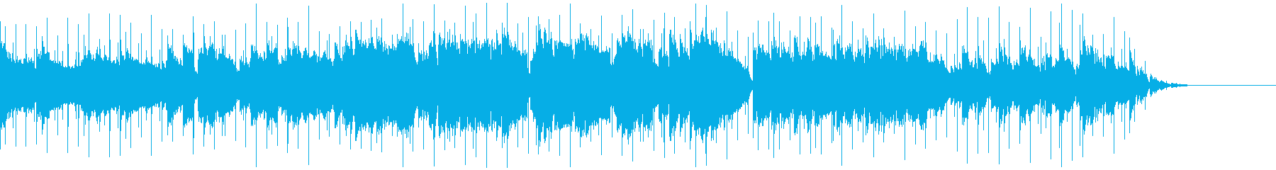 大人な雰囲気のAOR・ソフトロックの再生済みの波形