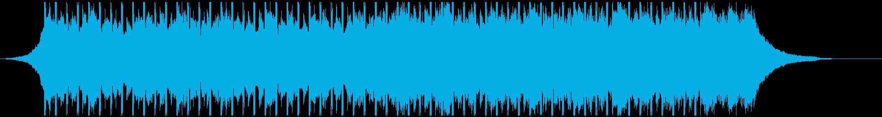 企業の動機付け(40秒)の再生済みの波形