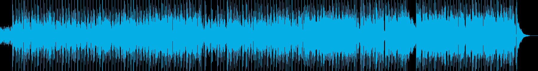 優しく切ない雰囲気に・R&B L2の再生済みの波形