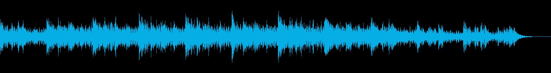 和を感じるアップテンポなサウンドの再生済みの波形