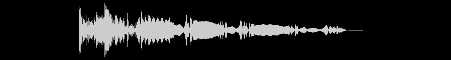 科学 フィクション 通知06の未再生の波形