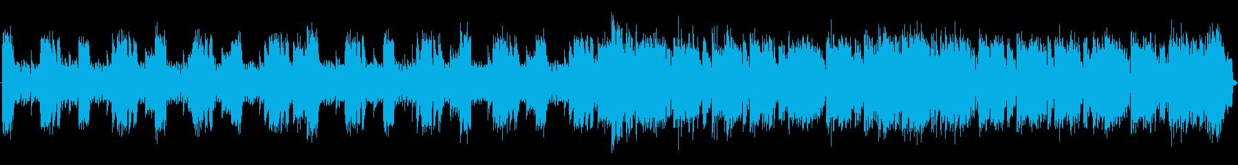 eSports サイバー ロック60秒版の再生済みの波形
