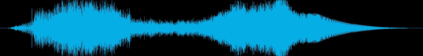 トランジション プロモーションパッド99の再生済みの波形