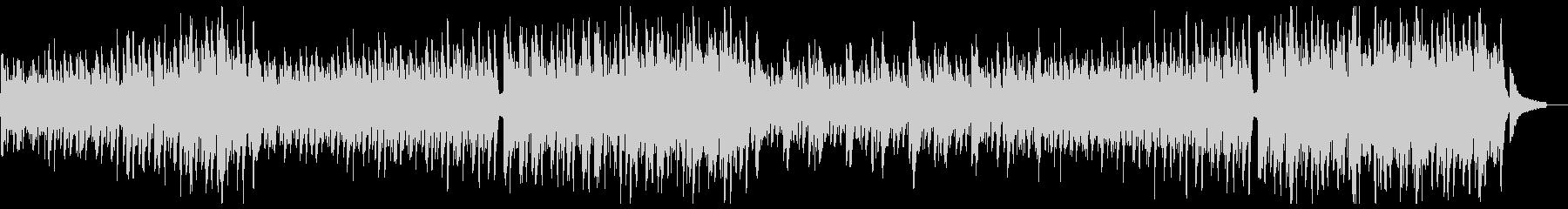 うきうき陽気なオーケストラx1の未再生の波形