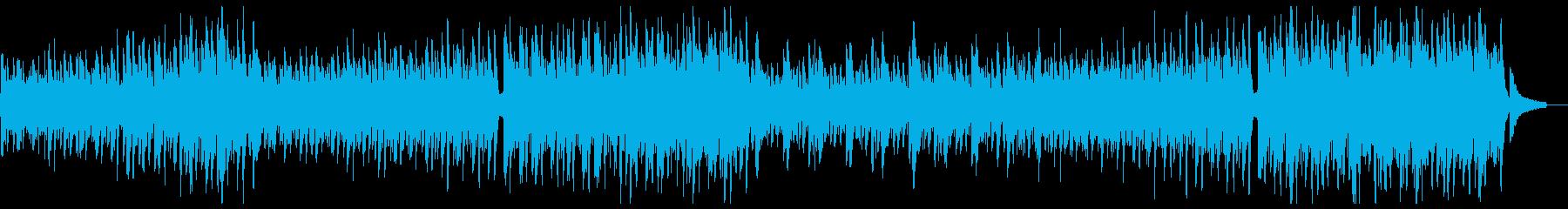 うきうき陽気なオーケストラx1の再生済みの波形