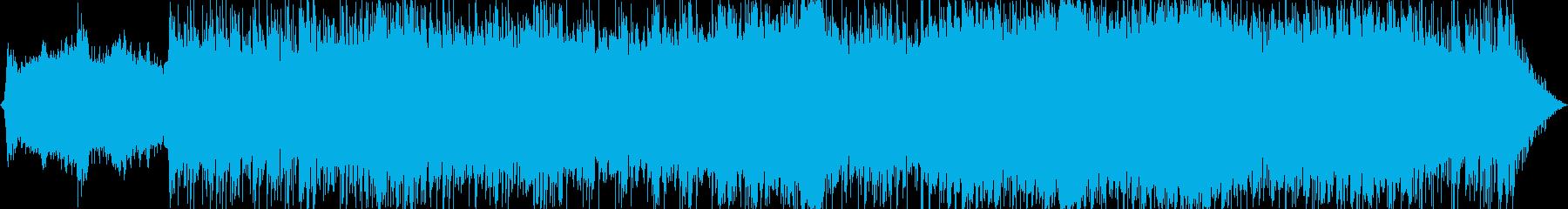 ゲーム用素材/ダンジョン・神殿・魔王城の再生済みの波形